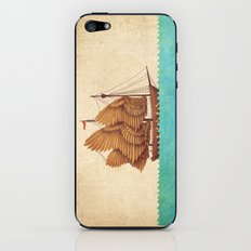 Winged Odyssey iPhone & iPod Skin