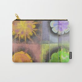 Stibiated In Dishabille Flower  ID:16165-125308-23431 Carry-All Pouch