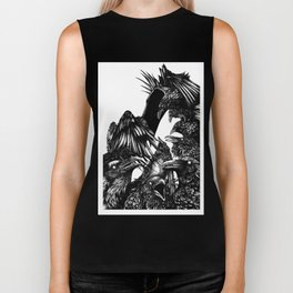 The Riot : Crows Biker Tank