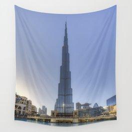 Burj Khalifa Dubai Wall Tapestry