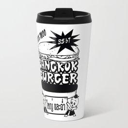 Bangkok Burger Travel Mug