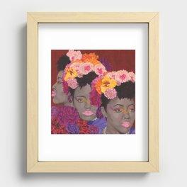 Tree - Florae Series  Recessed Framed Print
