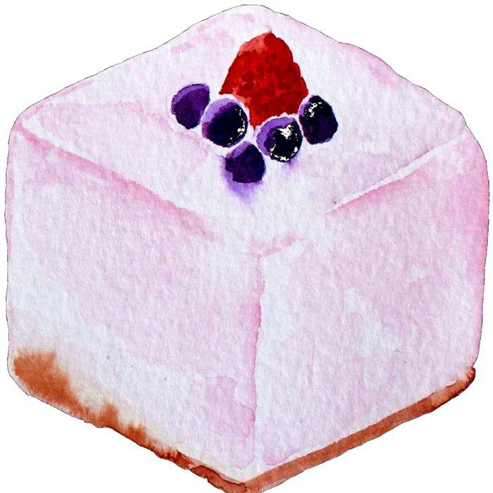 Berries Cake Comforters