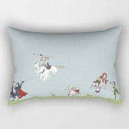 Fire Emblem Awakening Dumb Daughters Rectangular Pillow