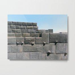 Coricancha, Cuzco 2011 Metal Print