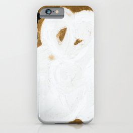 goldy lamb iPhone Case
