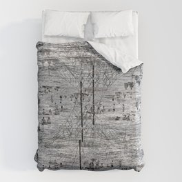 fall on inward without any regard for connections. Duvet Cover