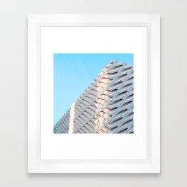 The Broad Framed Art Print