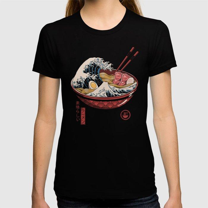 Great Ramen Wave T-Shirt