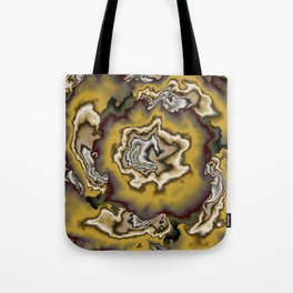 Turbulence in CMR 00 Tote Bag