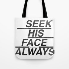 SEEK Tote Bag