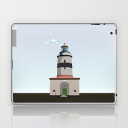 The lighthouse of Falsterbo Laptop & iPad Skin