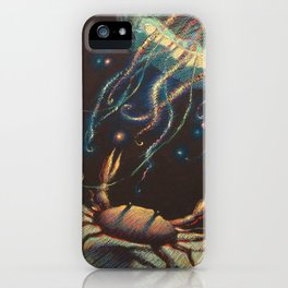 """Light Show"" iPhone Case"