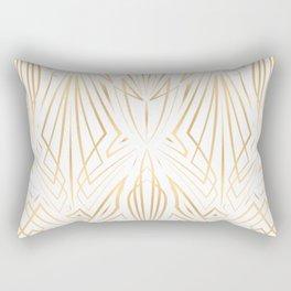 Pinstripe Pattern Creation 20 Rectangular Pillow