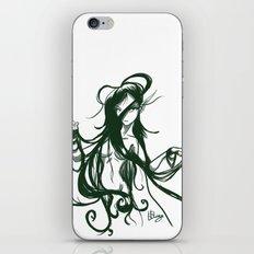 Elf nude hair  iPhone & iPod Skin