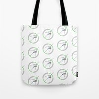 compass Tote Bags featuring Compass by Omar VP