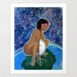 UNIVERSAL Art Print