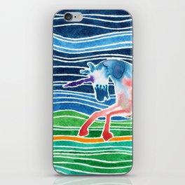 Unicorn - Licorne - Unicornio - Einhorn iPhone Skin