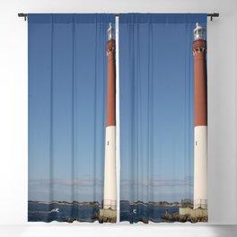 Barnegat Light - New Jersey Blackout Curtain