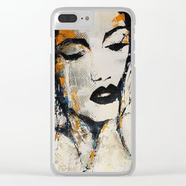 Sassy Clear iPhone Case