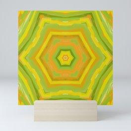 kaleidoscope 32 Mini Art Print