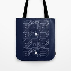 Bubble Bobble Tote Bag