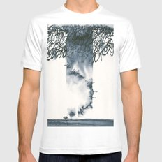 capítulo 7 MEDIUM White Mens Fitted Tee