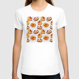 My Bubbie's Hanukkah Jelly Donuts (Hanukkah Sufganiyot) T-shirt