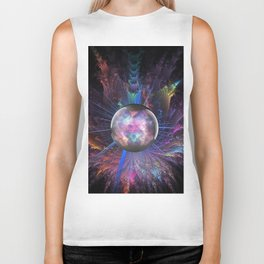 Shift in Consciousness Biker Tank