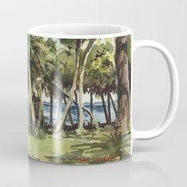 Sarasota Bay from Caples Hal Coffee Mug