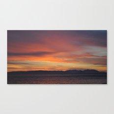 arran ,scotland Canvas Print