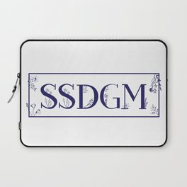 SSDGM Laptop Sleeve