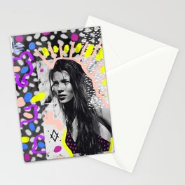 Kate Moss Tribal Far East Stationery Cards