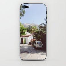 Hollywood, California iPhone & iPod Skin