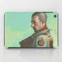 desert iPad Cases featuring Desert by Kelly Perry