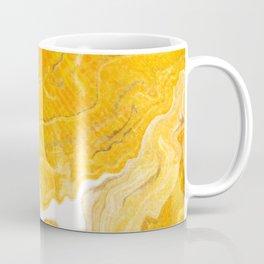 Snake Skin Marble Coffee Mug