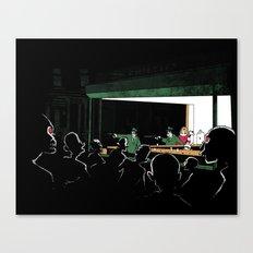 Nighthaunt Canvas Print