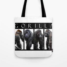 Gorillas of Africa Tote Bag