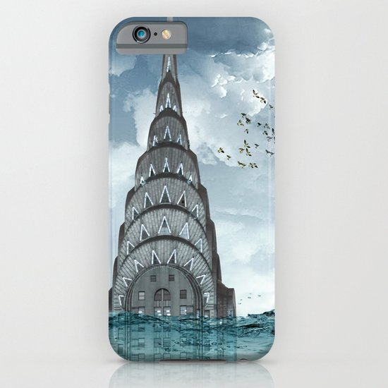 above the water line iPhone & iPod Case