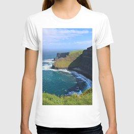 More Moher Cliffs T-shirt