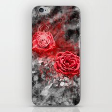 Gothic romance iPhone & iPod Skin