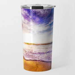 California Sunset, USA Travel Mug