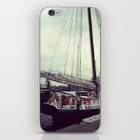 nautical iPhone & iPod Skins featuring Nautical  by Jordan Virden