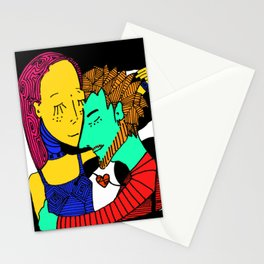 Amor Carnal Stationery Cards