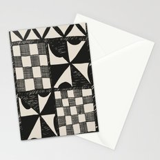 Tapa Cloth | Pacifica Patterns | Tribal Art Stationery Cards