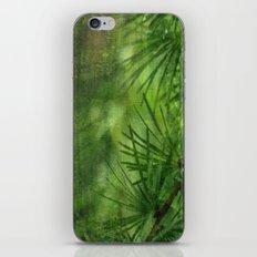 Mélèze iPhone Skin