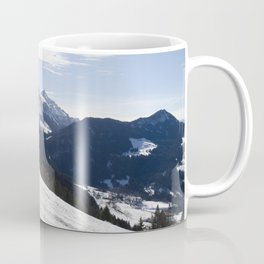Les Alpes Françaises - Adventure lovers, Fine Art Photography Coffee Mug