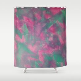 Abstract #8 - Enchant Me Shower Curtain