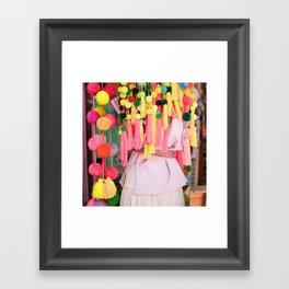 Sayulita, Mexico V Framed Art Print