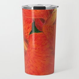 Cana Lily by Teresa Thompson Travel Mug
